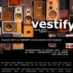 Flyer Vestify 2012