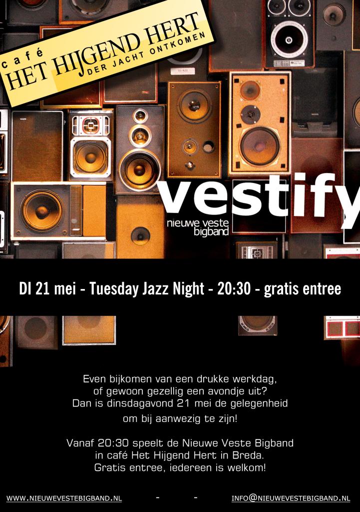 NieuweVesteBigband-HijgendHert-TuesdayJazzNight-2013-05-21
