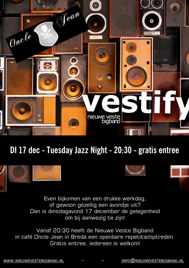 NieuweVesteBigband-OmeJan-TuesdayJazzNight-2013-12-17_v1